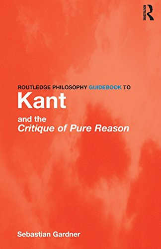 Kant and the Critique of Pure Reason