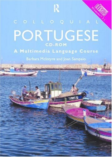 Colloquial Portuguese: A Multimedia Language Course: Windows