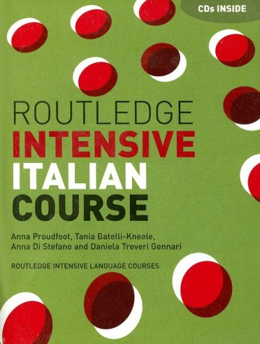 Routledge Intensive Italian Cass