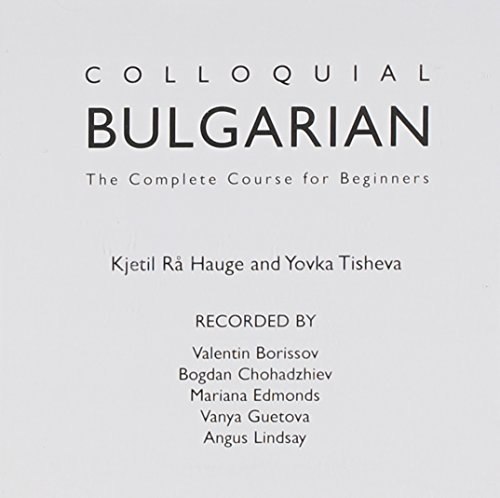 Colloquial Bulgarian (2nd Revised edition)