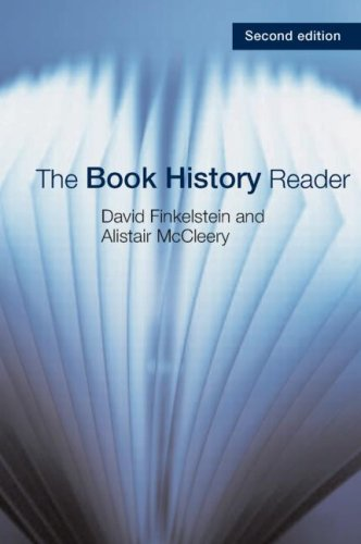 The Book History Reader (n.e of 2r.e)