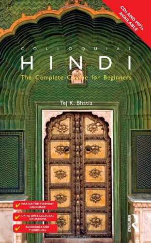 Colloquial Hindi: The Complete Course for Beginners (2nd Revised edition)