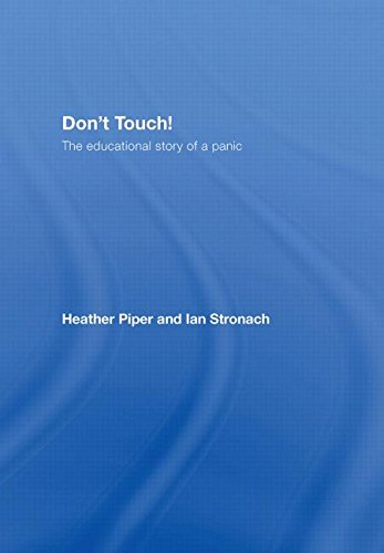 Dont Touch!: The Educational Story of a Panic