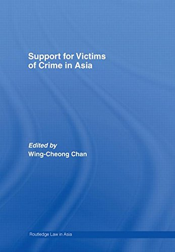 Support for Victims of Crime in Asia