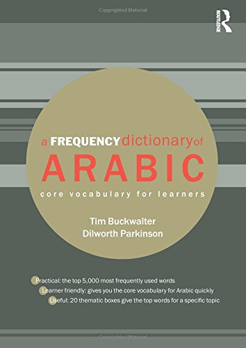 A Frequency Dictionary of Arabic