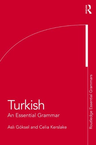 Turkish: An Essential Grammar