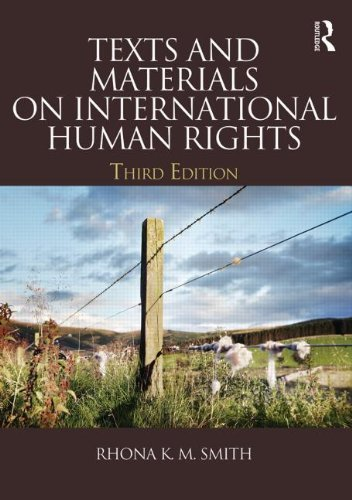 Texts & Materials On International Human