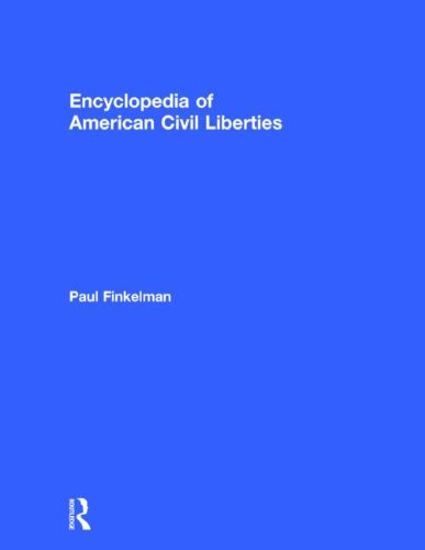 Encyclopedia of American Civil Liberties