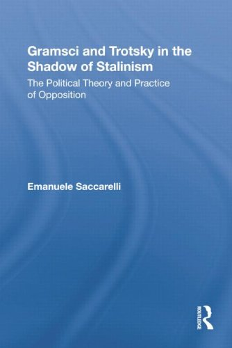 Gramsci and Trotsky in the Shadow of Stalinism: The Political Theory and Practice of Opposition