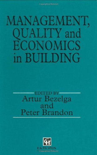 Management' Quality and Economics in Building