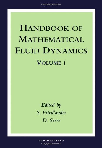 Handbook of Mathematical Fluid Dynamics: Vol 1