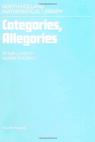 Categories' Allegories