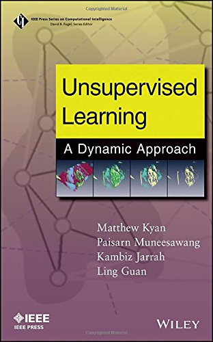 Unsupervised Learning Via Self-Organization: A Dynamic Approach