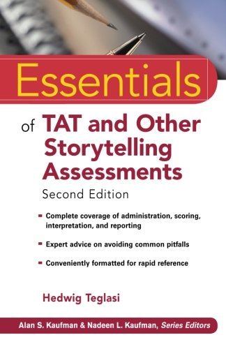 Essentials of TAT and Other Storytelling Assessments (2nd Revised edition)