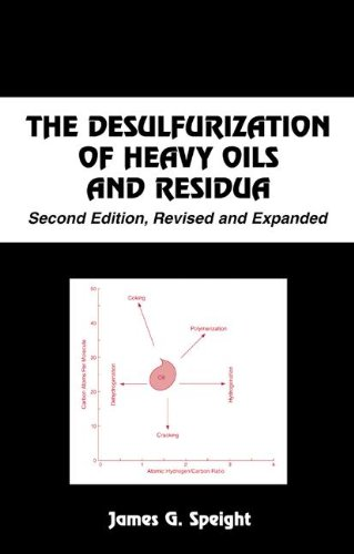 The Desulfurization of Heavy Oils and Residua (2nd Revised edition)