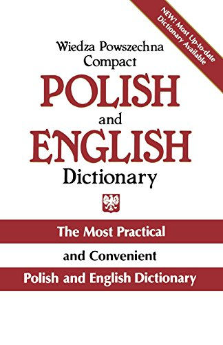 Wiedza Powszechna Compact Polish and English Dictionary (9th Revised edition)