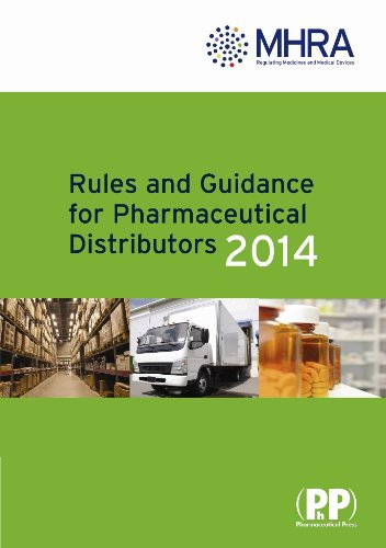 Rules & Guidance For Pharmaceutical Dist