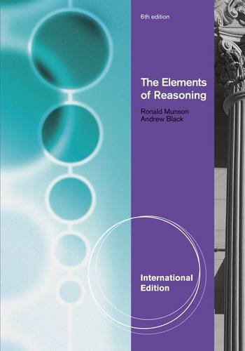 The Elements of Reasoning (6th Revised edition)