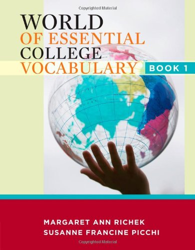 World of Essential College Vocabulary: Book 1