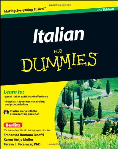 Italian For Dummies (2nd Revised edition)