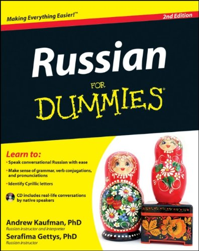 Russian For Dummies (2nd Revised edition)