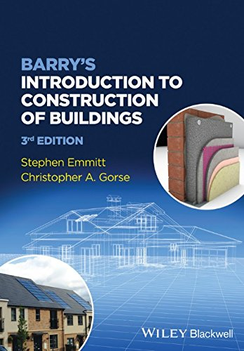 Barrys Introduction To Construction Of Buildings