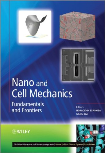 Nano & Cell Mechanics