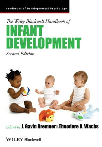 Wiley-blackwell Handbook Of Infant Development