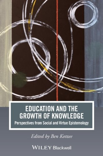 Education And The Growth Of Knowledge