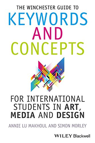 The Winchester Guide To Keywords And Concepts For International Students In Art' Media And Design