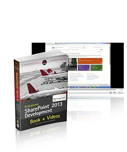 Professional Sharepoint 2013 Development And Sharepoint-videos.com Bundle