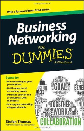 Business Networking For Dummies (For Dummies (Business & Personal Finance))