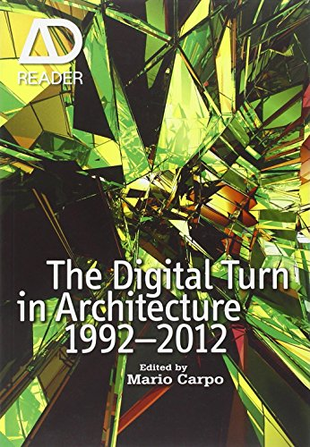 Digital Turn in Architecture 1992-2010