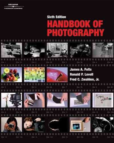 Handbook of Photography (6th Revised edition)