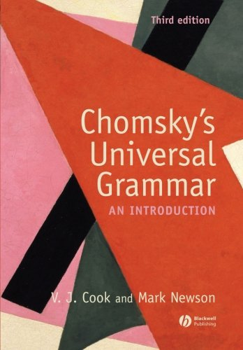 Chomskys Universal Grammar: An Introduction (3rd Revised edition)