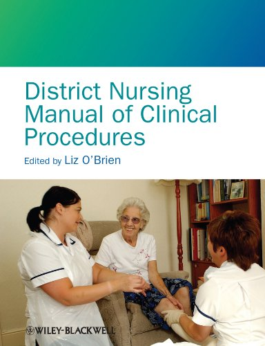 The District Nursing Manual of Clinical Procedures