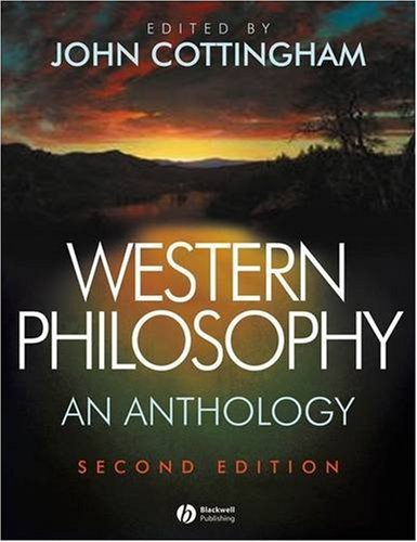 Western Philosophy: An Anthology (2nd Revised edition)