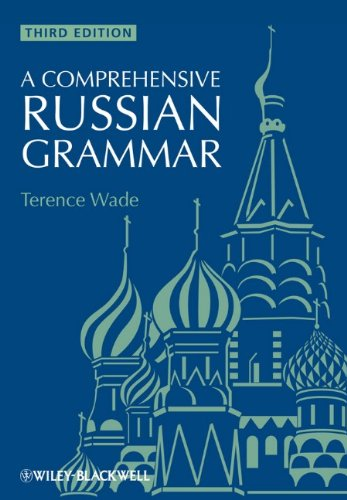 A Comprehensive Russian Grammar (3rd Revised edition)