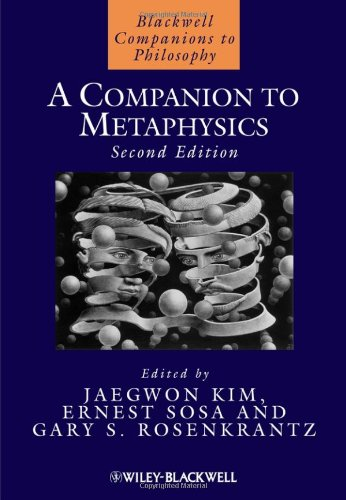 A Companion to Metaphysics (2nd Revised edition)