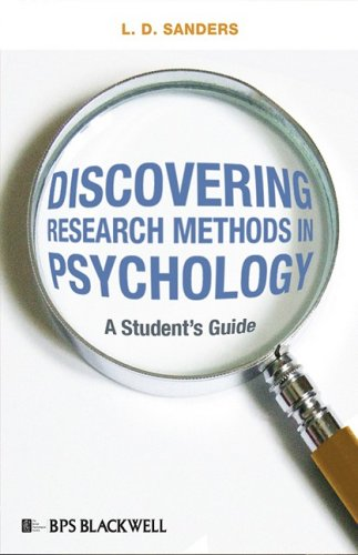 Discovering Research Methods in Psychology: A Students Guide