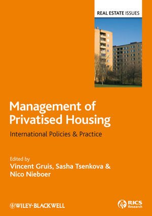 Management of Privatised Social Housing: International Perspectives