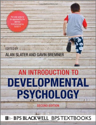 Introduction to Developmental Psychology 2e