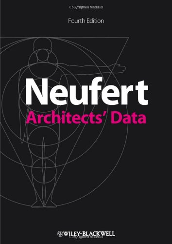 Architects Data (4th Revised edition)
