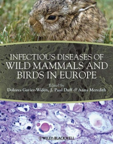 Infectious Diseases Of Wild Mammals & Bi