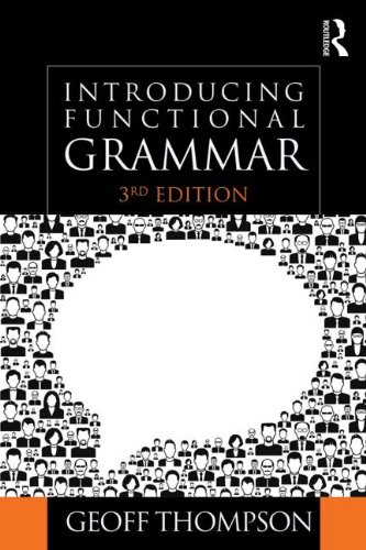 Introducing Functional Grammar 3rd Ed