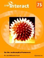 SMP Interact Book 7S: For the Mathematics Framework: Bk. 7S
