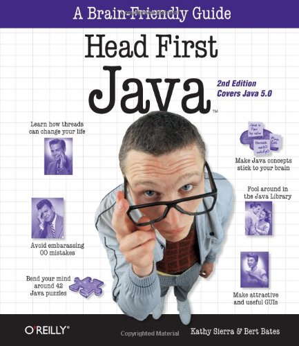 Head First Java (2nd Revised edition)