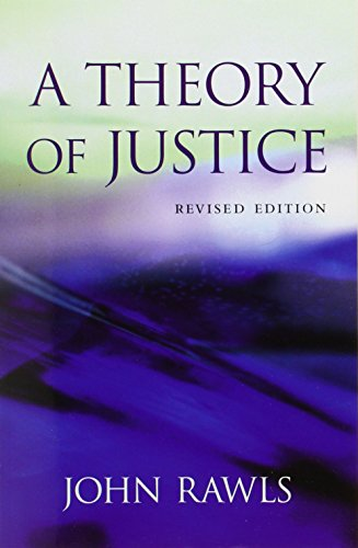 A Theory of Justice (Revised edition)