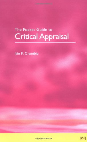 The Pocket Guide to Critical Appraisal (annotated edition)
