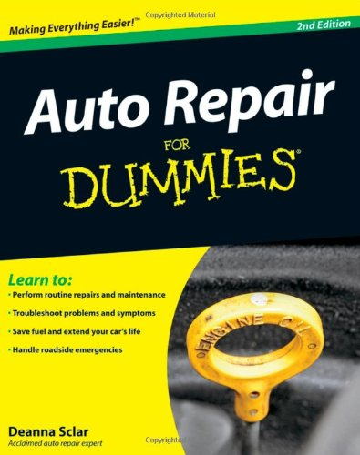 Auto Repair for Dummies (2nd Revised edition)